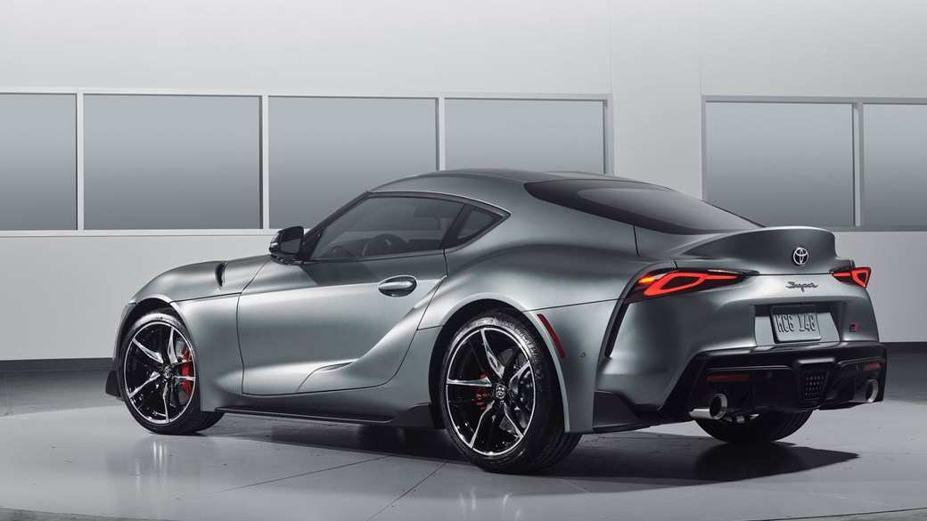 82 Great Toyota 2019 Supra Spesification for Toyota 2019 Supra