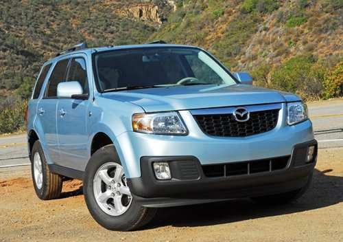82 New 2019 Mazda Tribute Rumors by 2019 Mazda Tribute