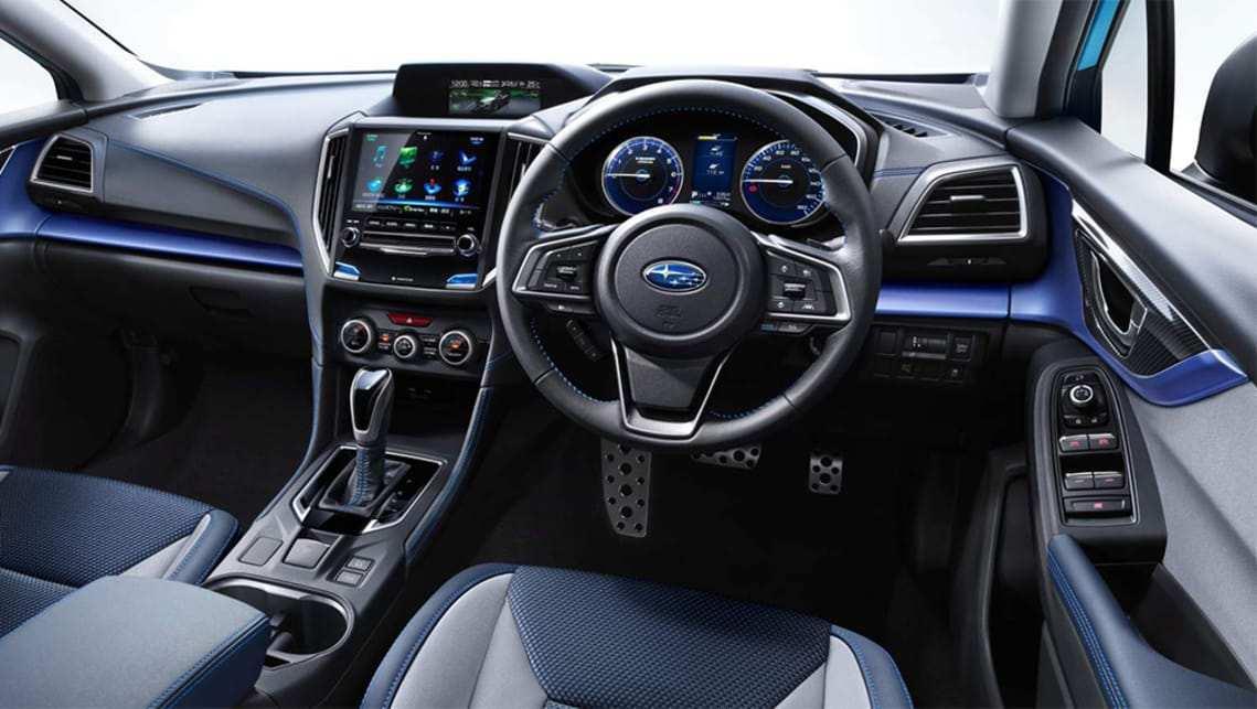 83 All New Subaru Xv 2019 Speed Test by Subaru Xv 2019