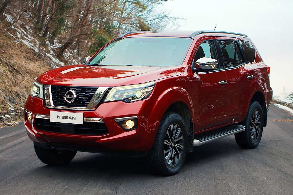 83 Best Review Nissan Terra 2019 Philippines Images for Nissan Terra 2019 Philippines