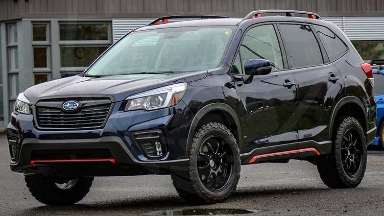 83 Best Review Subaru Forester 2019 Ground Clearance New Concept with Subaru Forester 2019 Ground Clearance