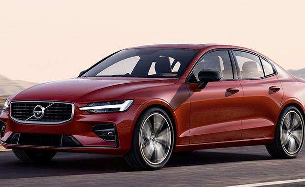 83 Concept of Volvo S60 2019 Performance and New Engine by Volvo S60 2019