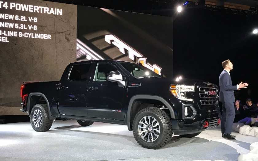 83 Gallery of 2019 Bmw Sierra At4 Configurations with 2019 Bmw Sierra At4
