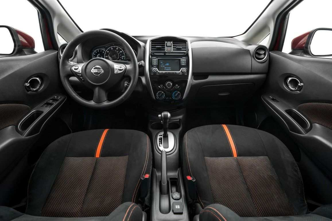 83 Gallery of Nissan Versa 2019 Interior Images with Nissan Versa 2019 Interior