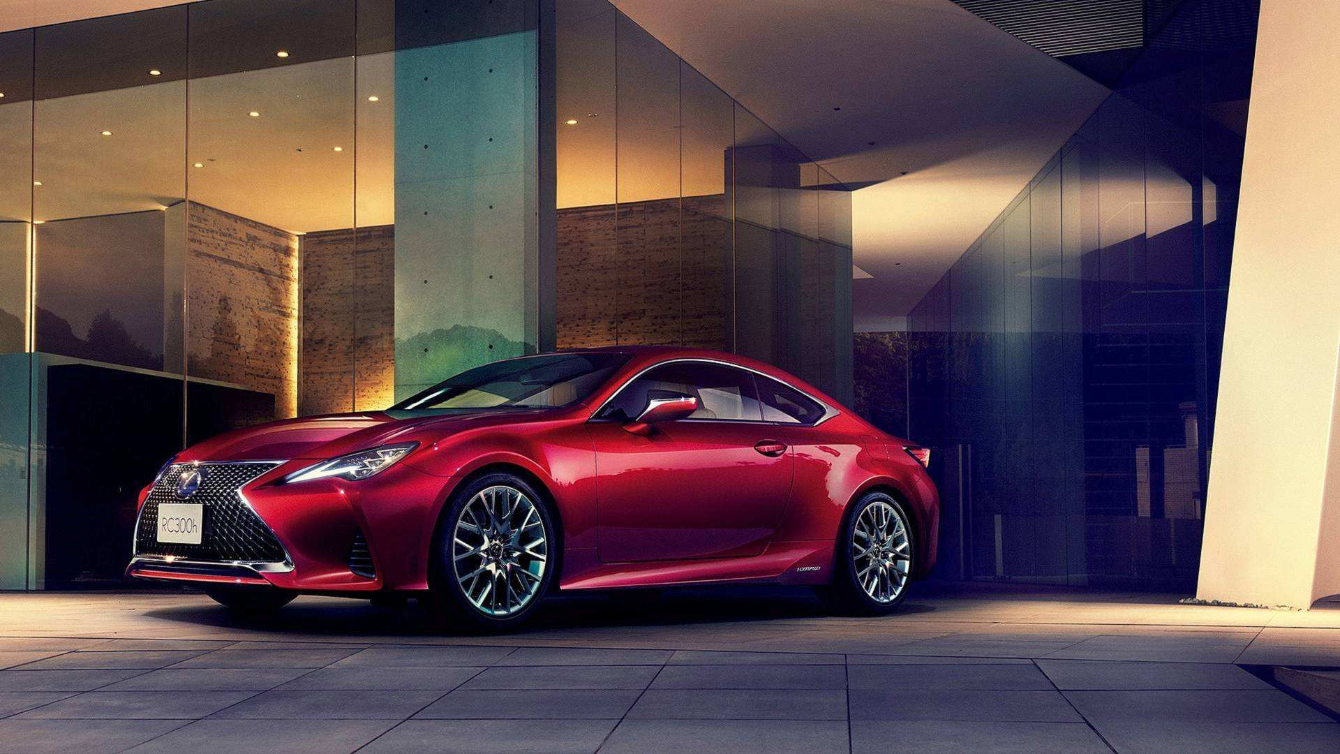 83 Great Lexus 2019 Coupe Research New for Lexus 2019 Coupe