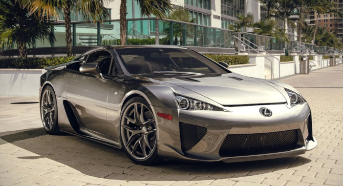83 New Lexus Lfa 2019 Images with Lexus Lfa 2019