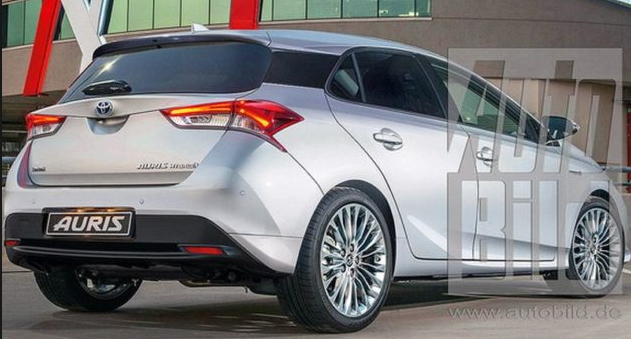 83 The Toyota Auris 2019 Release Date Rumors for Toyota Auris 2019 Release Date
