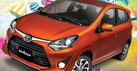 84 All New Toyota Wigo 2019 Philippines Release for Toyota Wigo 2019 Philippines