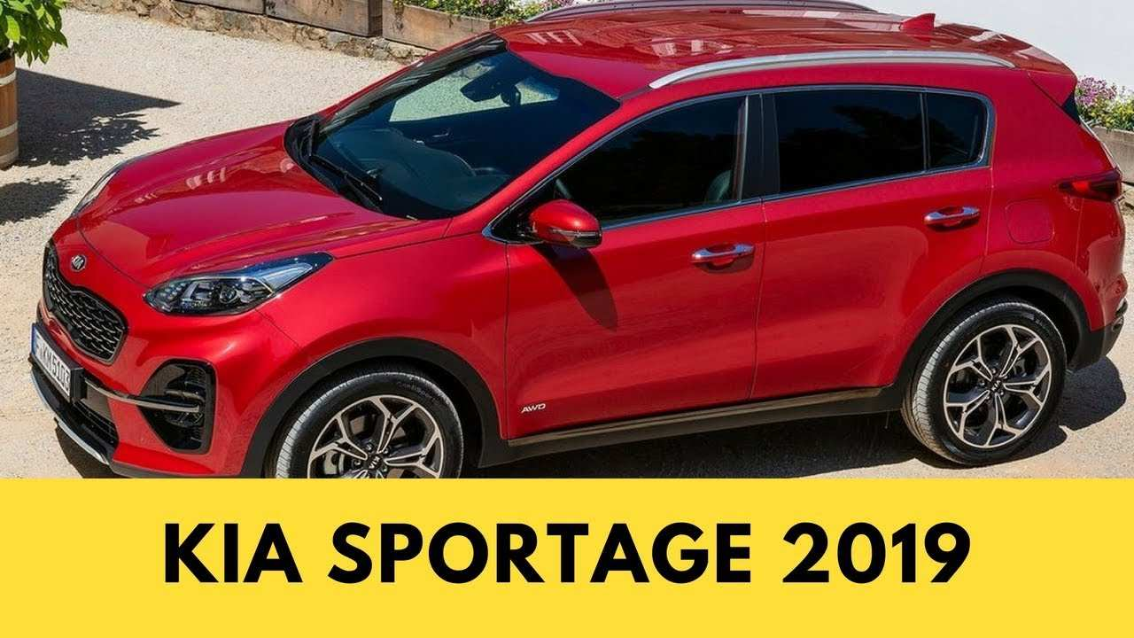 84 Best Review Kia Sportage 2019 Youtube Pricing for Kia Sportage 2019 Youtube