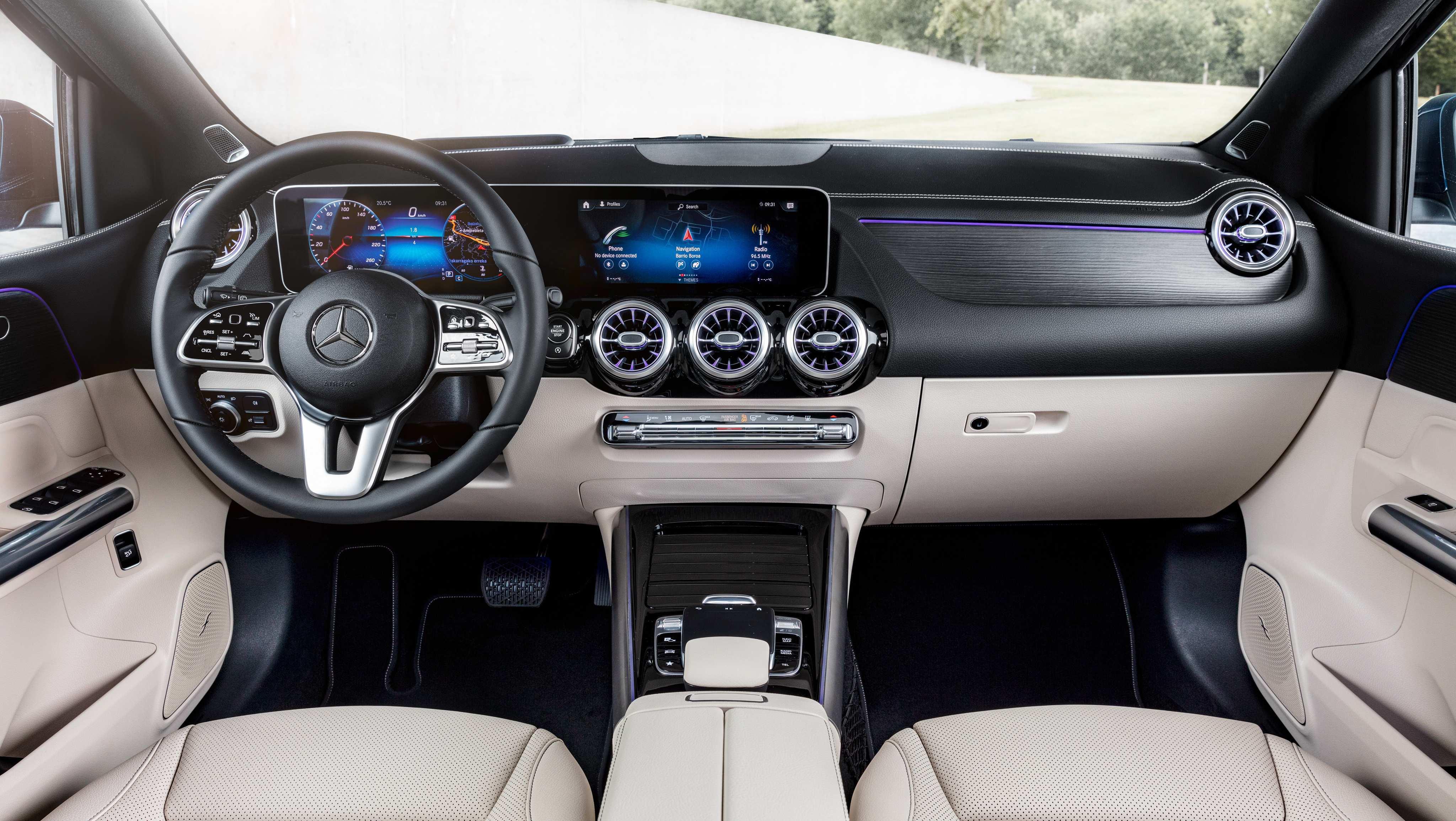 84 Best Review Mercedes B Klasse 2019 Overview with Mercedes B Klasse 2019