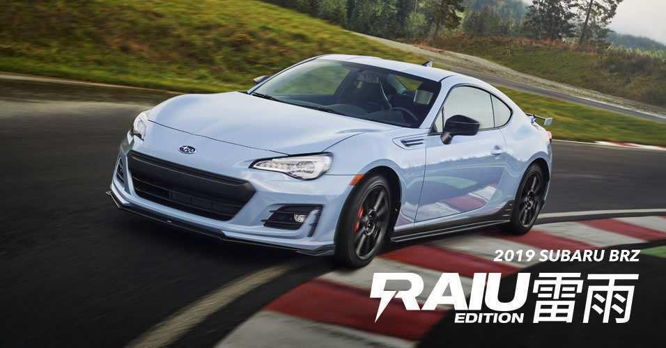 84 Concept of 2019 Subaru Raiu Release Date with 2019 Subaru Raiu