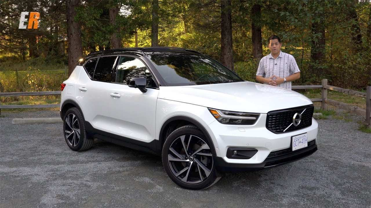 84 Concept of Volvo 2019 Xc40 Review Exterior and Interior with Volvo 2019 Xc40 Review