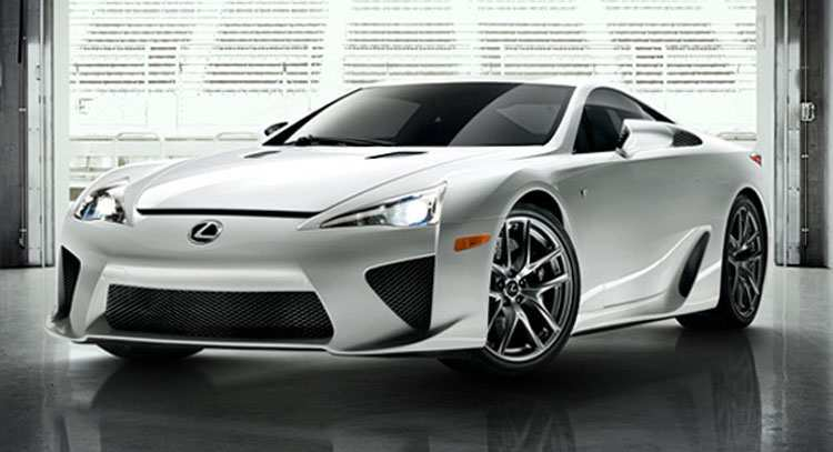 84 Great Lexus Lfa 2019 Exterior and Interior by Lexus Lfa 2019
