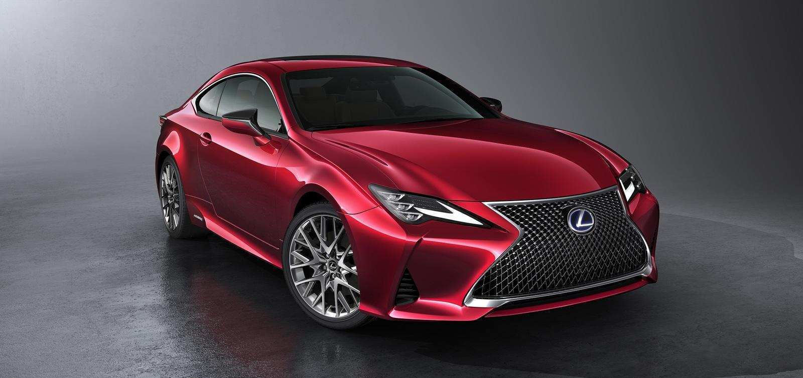 84 The Lexus 2019 Coupe Overview by Lexus 2019 Coupe