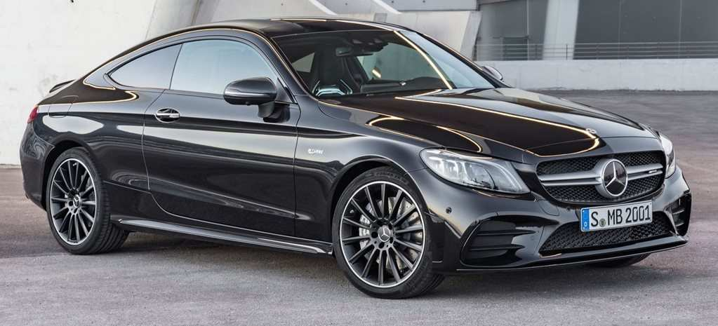 84 The Mercedes C Class Coupe 2019 Rumors for Mercedes C Class Coupe 2019