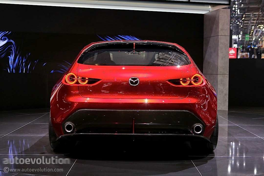 85 All New 2019 Mazda 3 Turbo Spy Shoot by 2019 Mazda 3 Turbo
