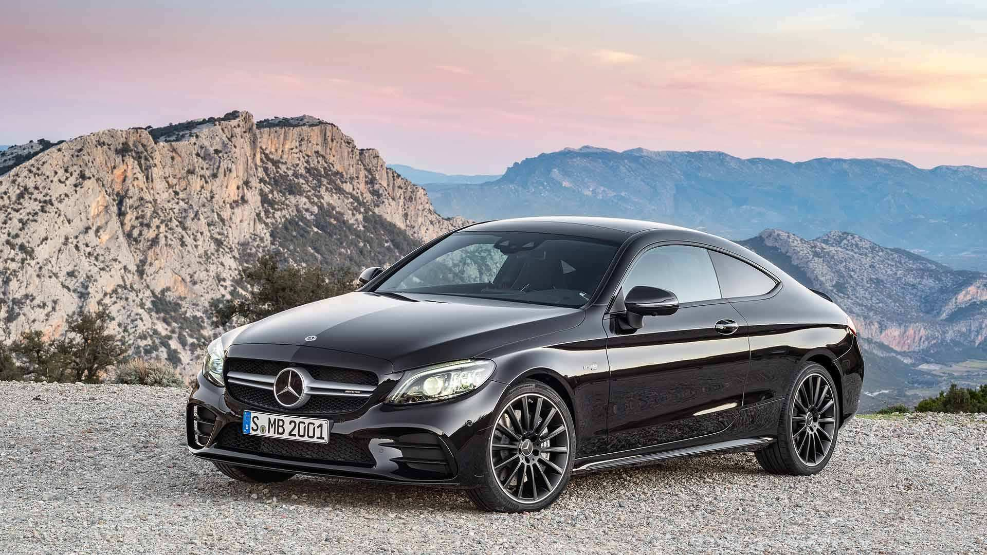 85 All New Mercedes C Class Coupe 2019 History with Mercedes C Class Coupe 2019