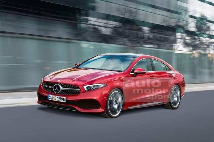85 All New Mercedes Cla 2019 Release Date Redesign and Concept with Mercedes Cla 2019 Release Date