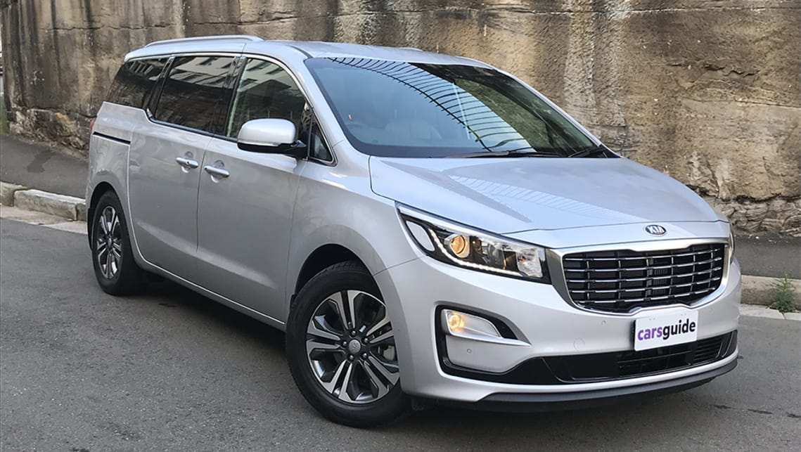 85 Best Review Kia Grand Carnival 2019 Review Release for Kia Grand Carnival 2019 Review
