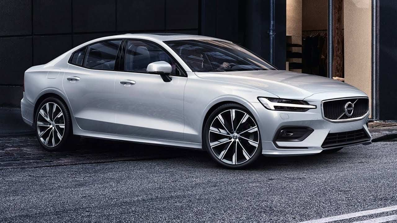 85 Best Review Volvo S60 2019 Interior Concept with Volvo S60 2019 Interior