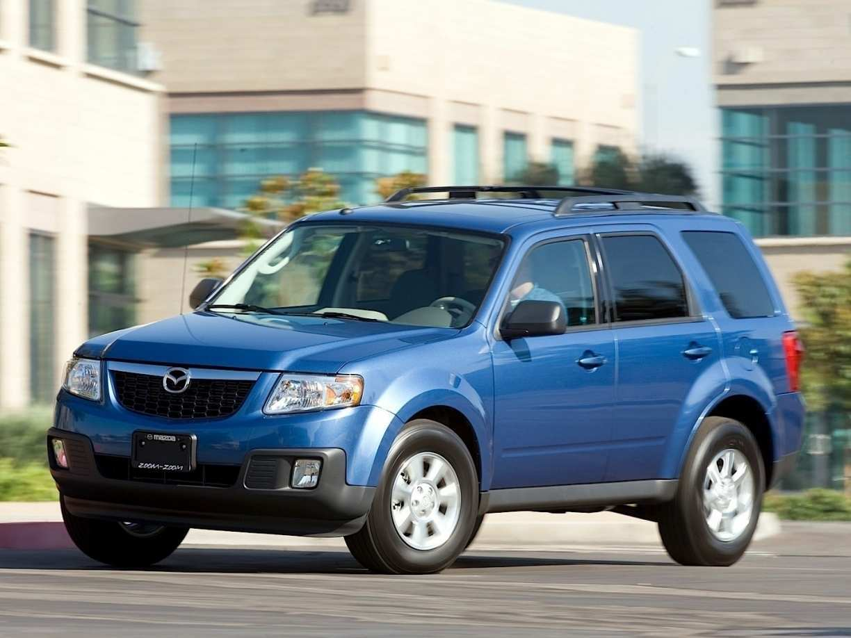 85 Concept of 2019 Mazda Tribute Price and Review by 2019 Mazda Tribute