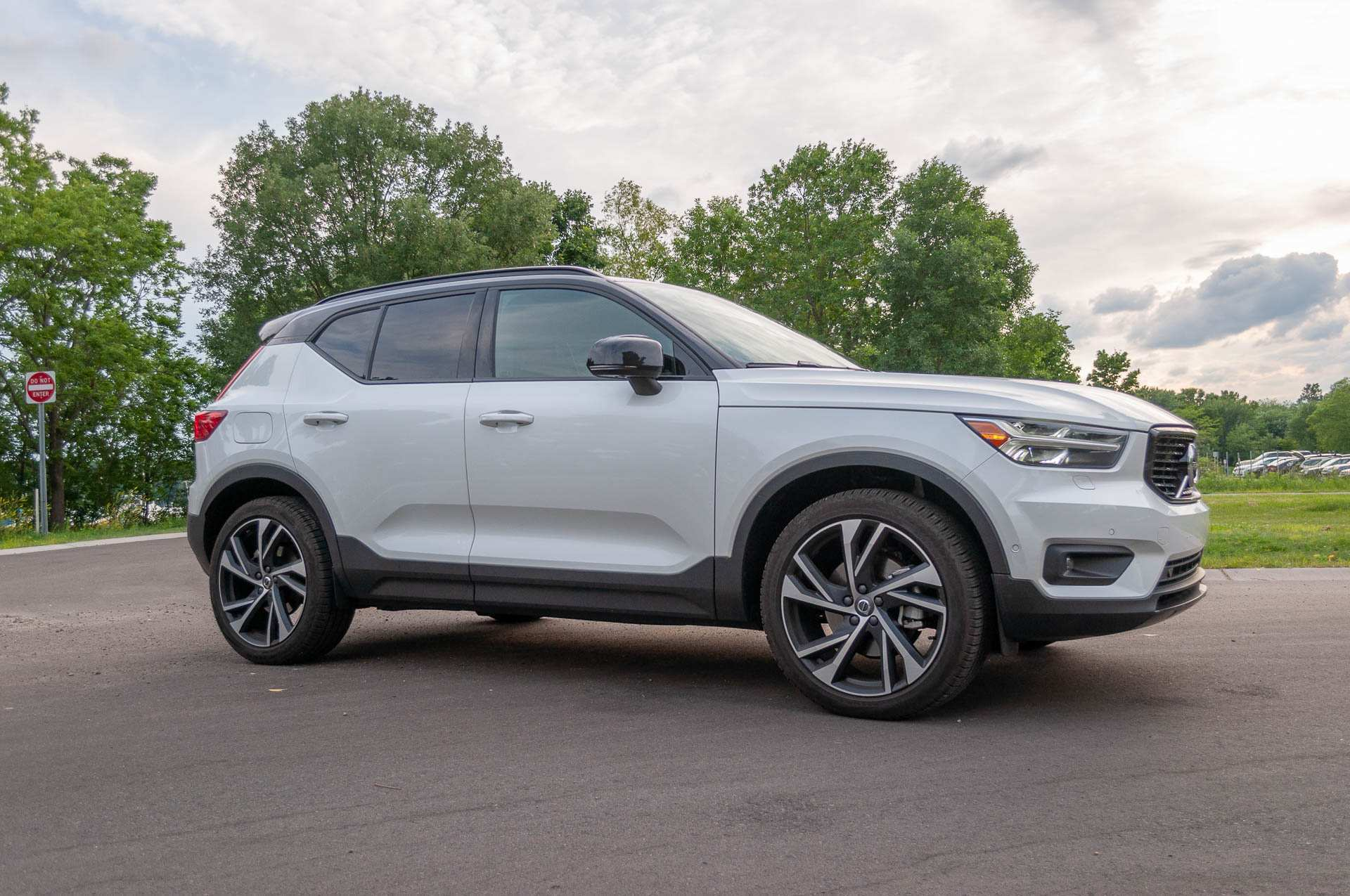 85 Concept of 2019 Volvo Xc40 T5 R Design Release Date by 2019 Volvo Xc40 T5 R Design