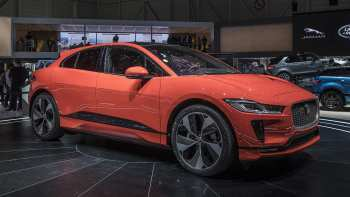 85 New 2019 Jaguar I Pace First Edition Interior for 2019 Jaguar I Pace First Edition