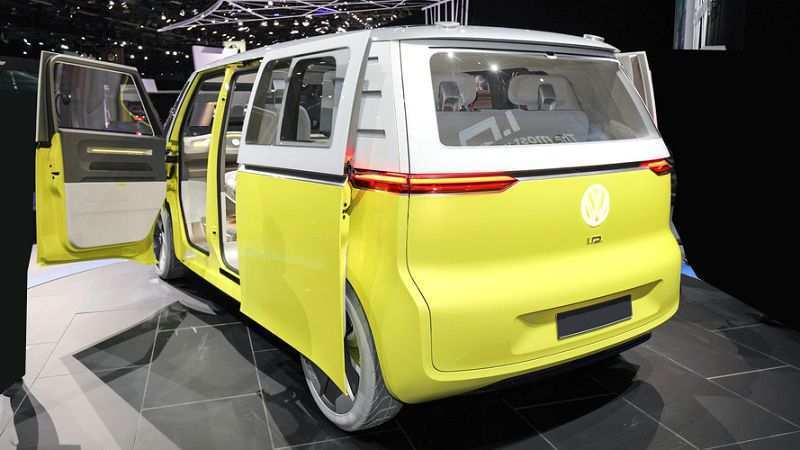 85 New Vw Kombi 2019 Spy Shoot by Vw Kombi 2019