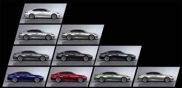 85 The Lexus 2019 Es 350 Colors Release for Lexus 2019 Es 350 Colors