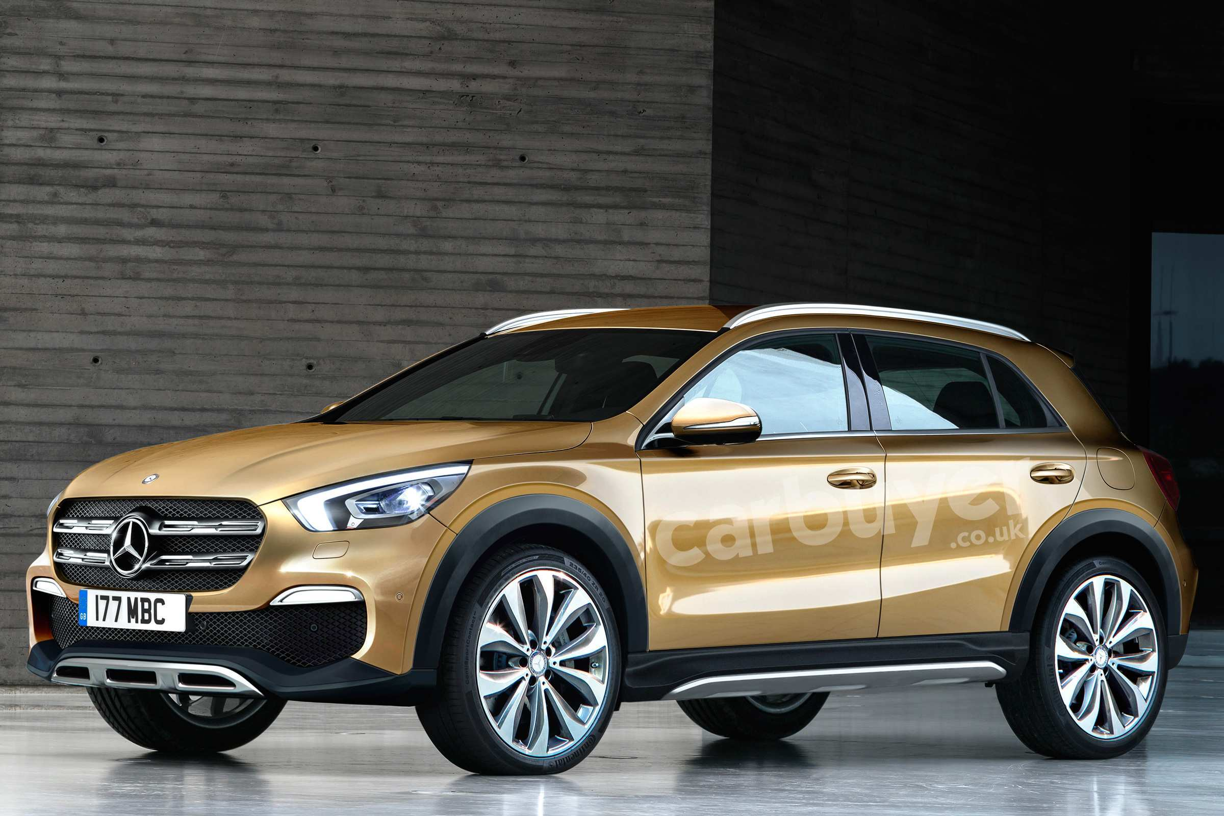 85 The Mercedes 2019 Gla Exterior with Mercedes 2019 Gla