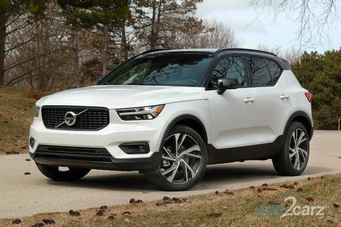 86 Best Review 2019 Volvo Xc40 T5 R Design History by 2019 Volvo Xc40 T5 R Design