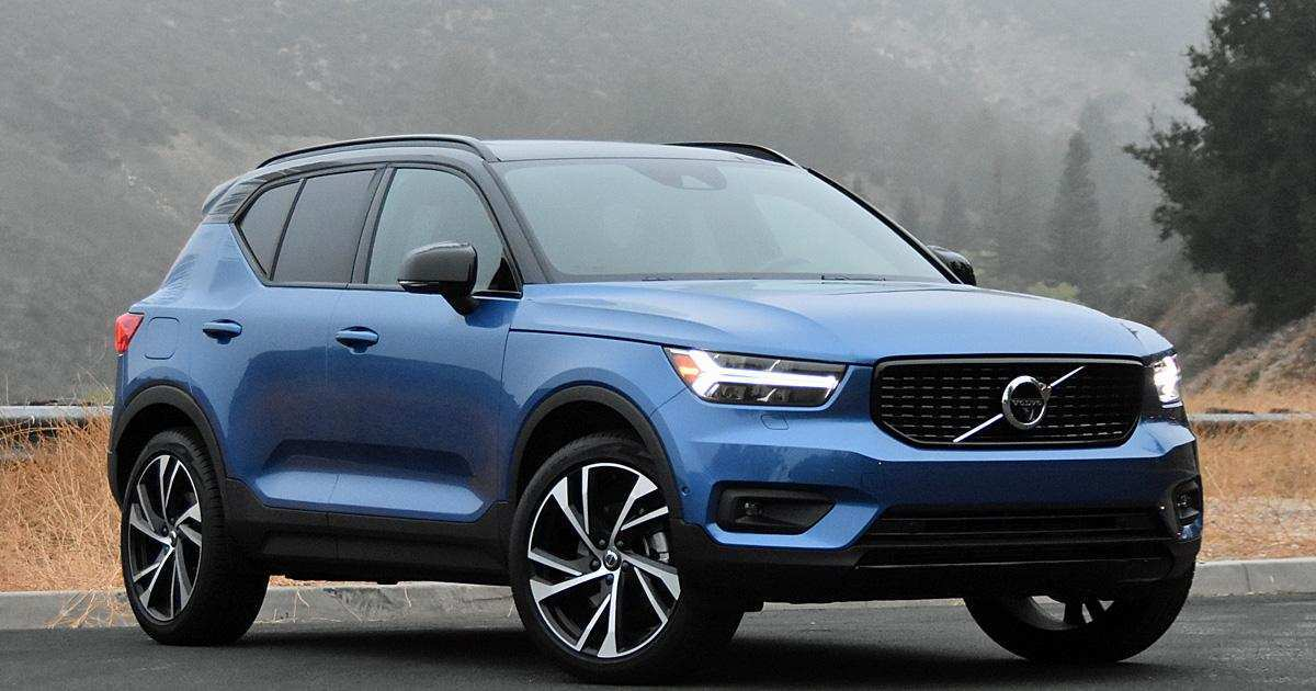 86 Best Review 2019 Volvo Xc40 T5 R Design Pictures with 2019 Volvo Xc40 T5 R Design