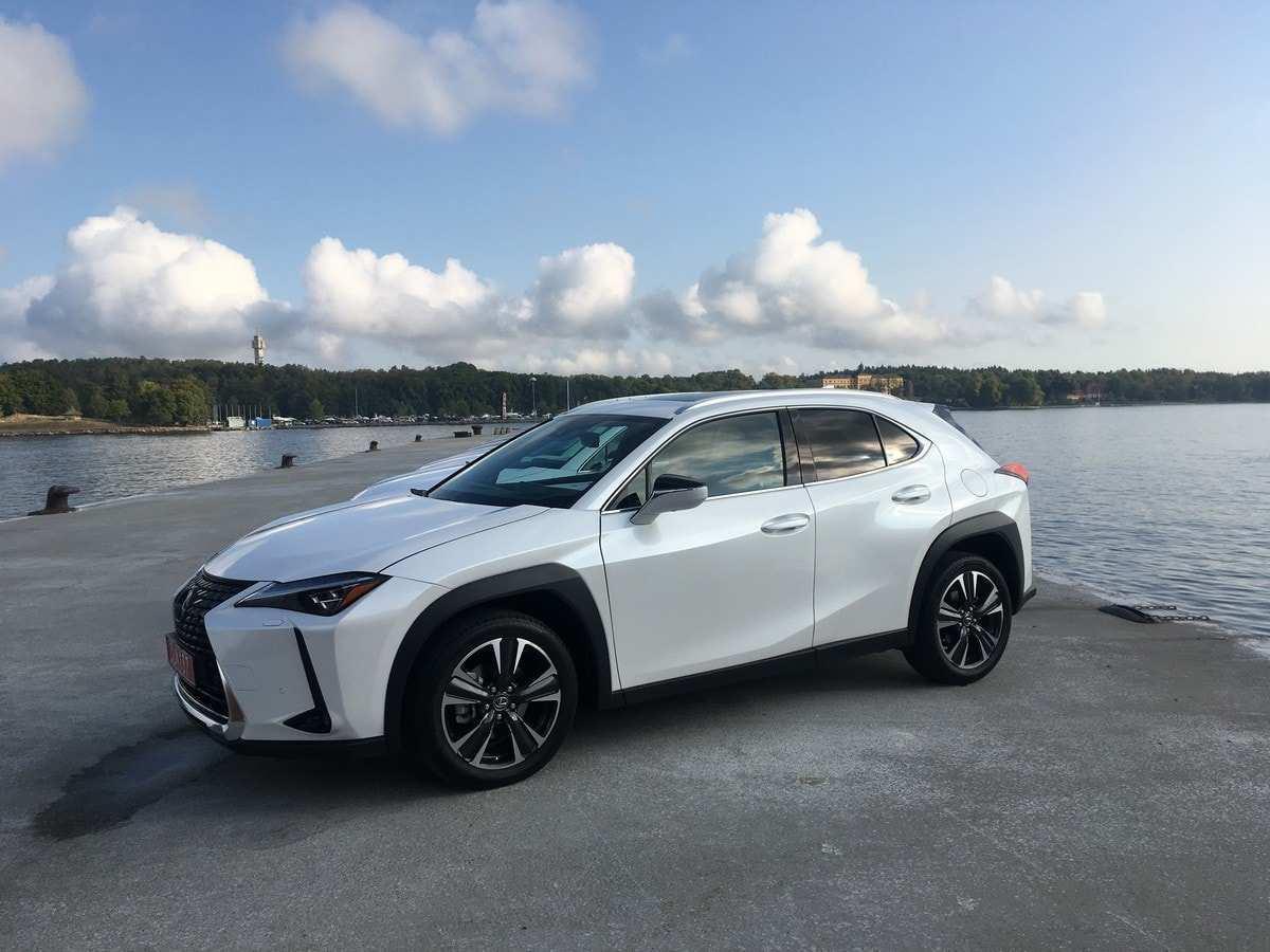 86 Concept of Lexus 2019 Ux Wallpaper for Lexus 2019 Ux