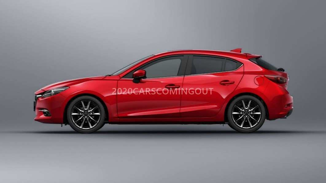 86 Concept of Mazda 3 2019 Gt Style for Mazda 3 2019 Gt