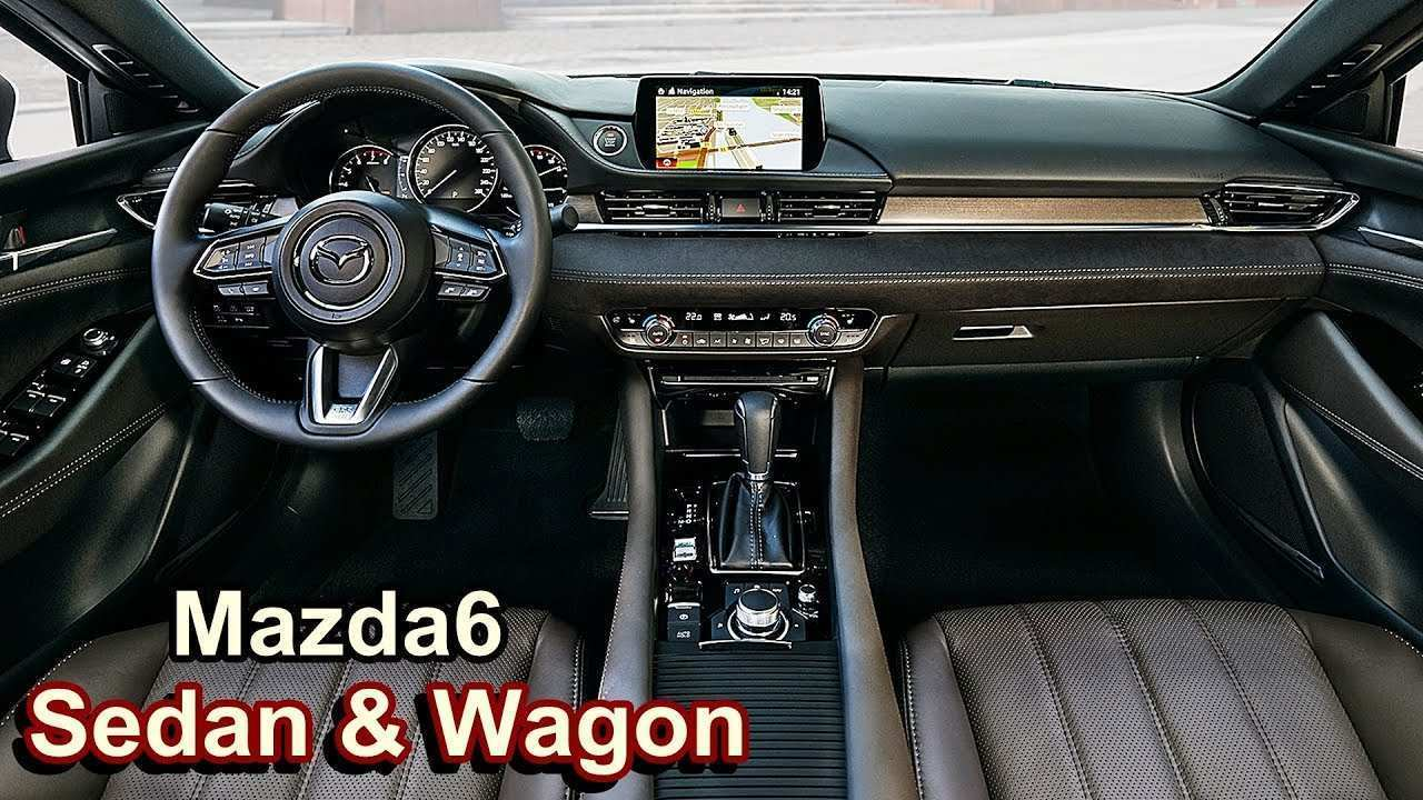 86 Concept of Mazda 6 2019 Interior Reviews by Mazda 6 2019 Interior