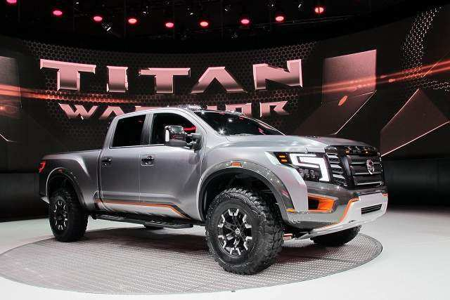 86 Concept of Nissan Warrior 2019 History with Nissan Warrior 2019