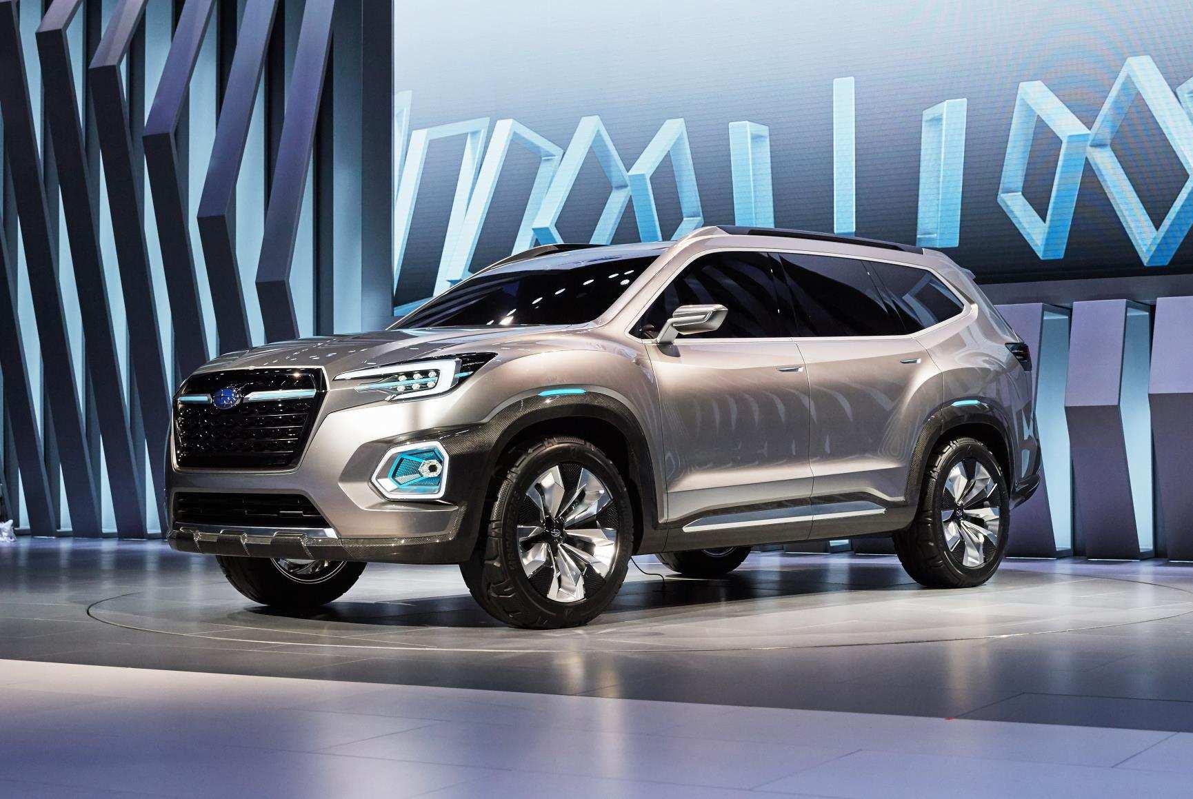 86 Concept of Subaru Tribeca 2019 Interior with Subaru Tribeca 2019