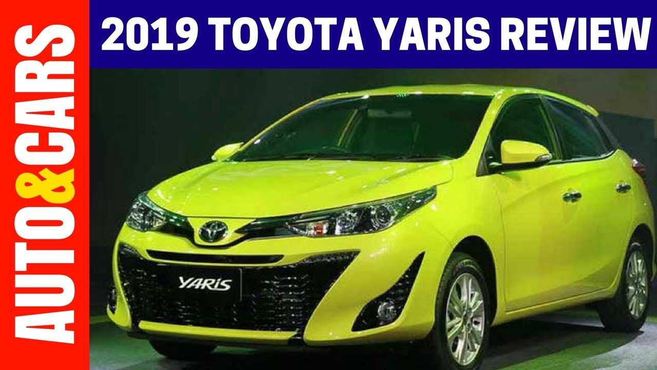 86 Concept of Toyota Yaris 2019 Europe Performance and New Engine by Toyota Yaris 2019 Europe