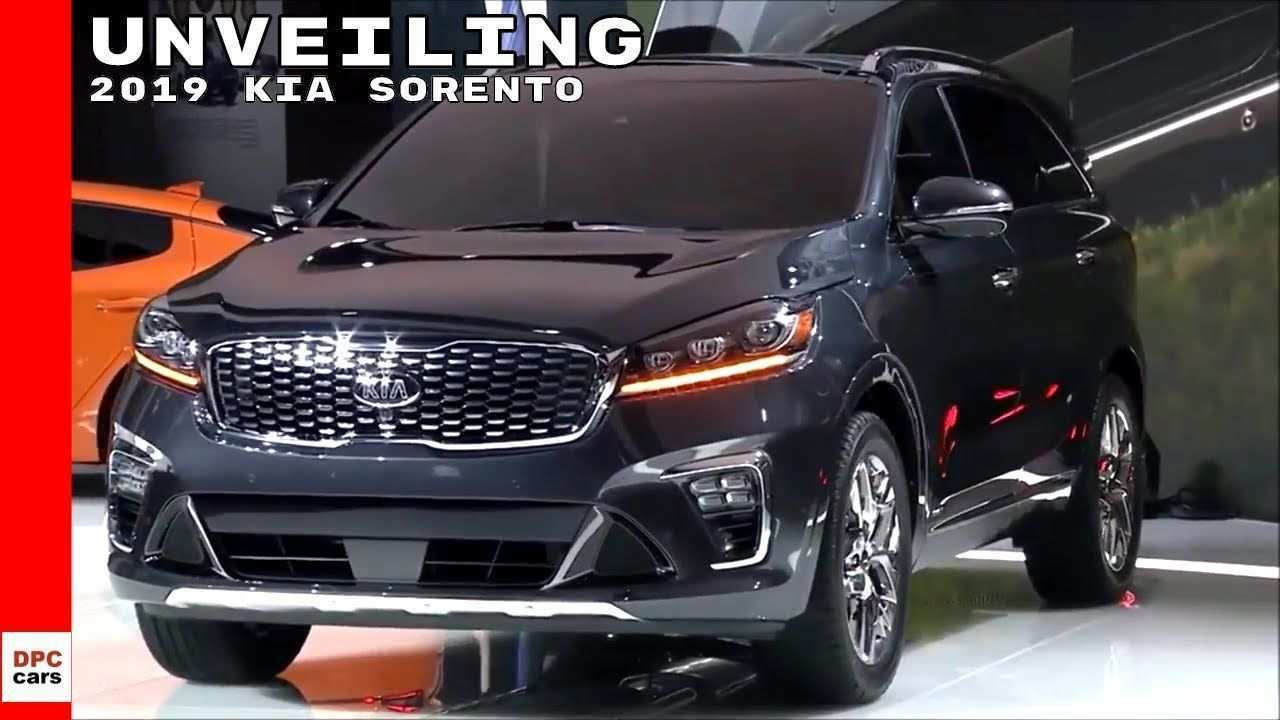 86 Gallery of Kia Sorento 2019 Video Configurations for Kia Sorento 2019 Video