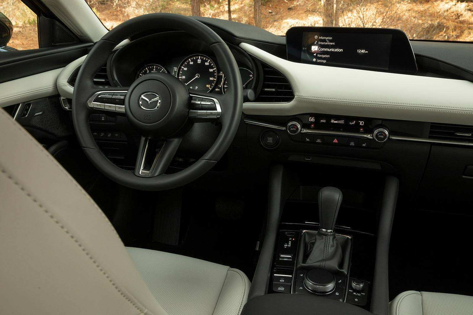 86 New Mazda 3 2019 Interior Price and Review with Mazda 3 2019 Interior