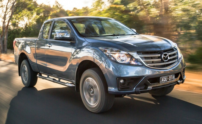 87 All New 2019 Mazda Bt 50 Specs New Review with 2019 Mazda Bt 50 Specs