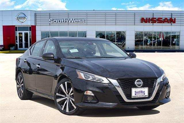 87 All New 2019 Nissan Altima Black Model by 2019 Nissan Altima Black