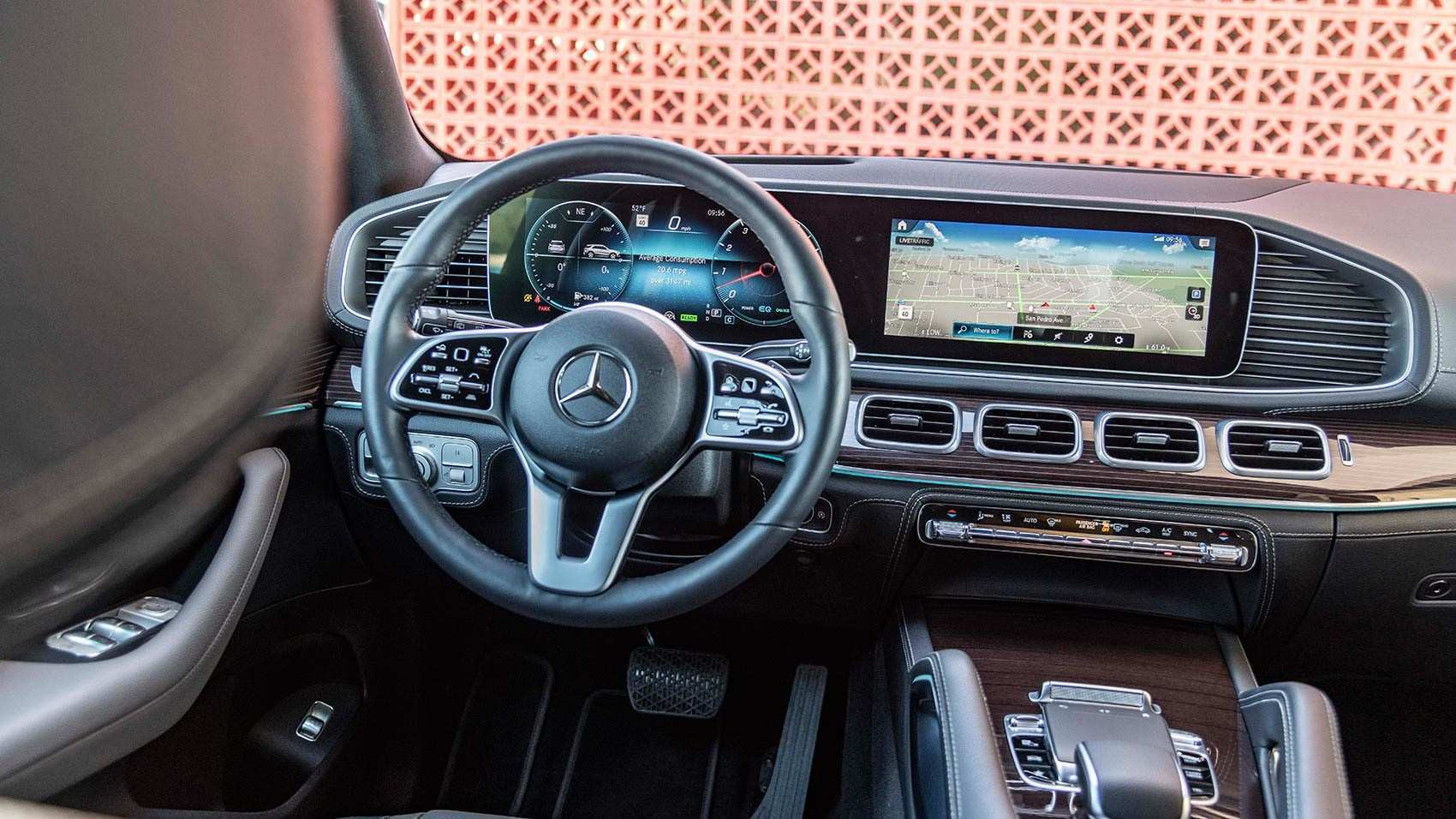 87 All New Mercedes Gle 2019 Interior New Concept by Mercedes Gle 2019 Interior