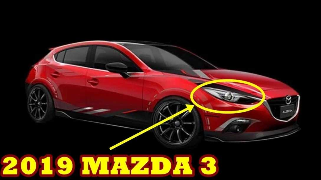 87 Concept of 2019 Mazda 3 Turbo Redesign with 2019 Mazda 3 Turbo