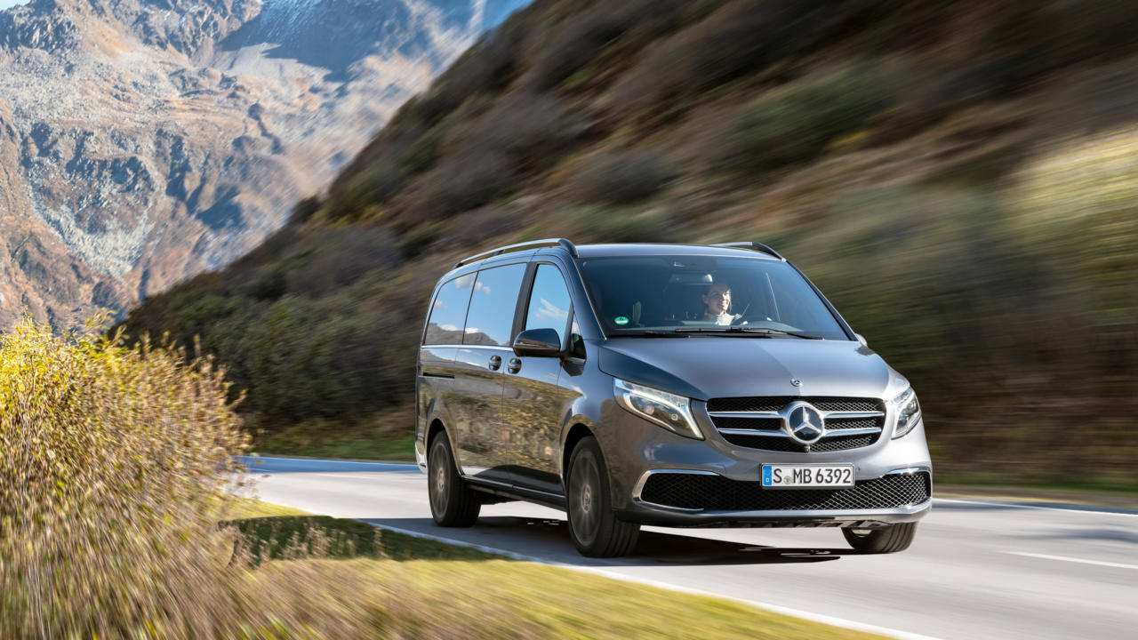 87 Gallery of Mercedes V Klasse 2019 Prices with Mercedes V Klasse 2019