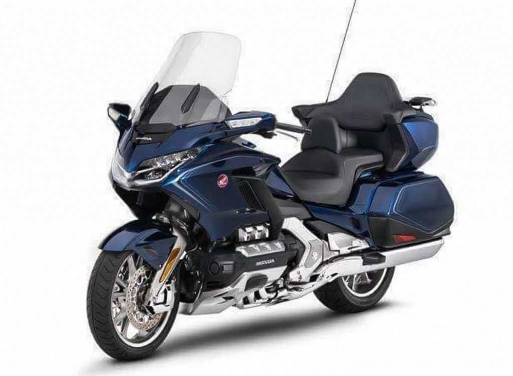 87 Great 2019 Honda Goldwing Changes Overview with 2019 Honda Goldwing Changes