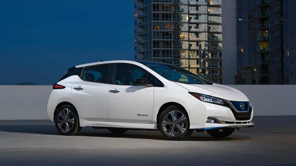 87 Great Nissan Electric 2019 Photos for Nissan Electric 2019