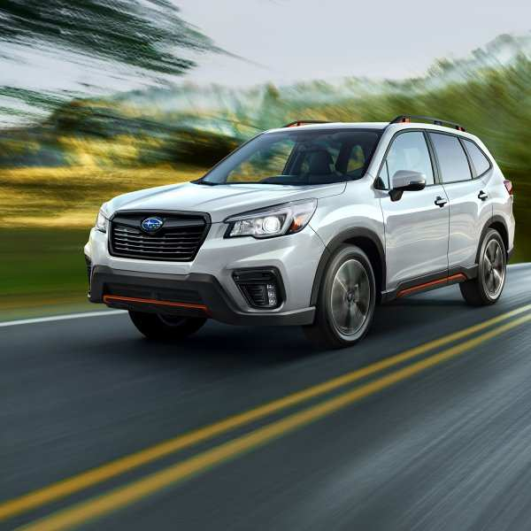 87 The Subaru Forester 2019 Ground Clearance Style by Subaru Forester 2019 Ground Clearance