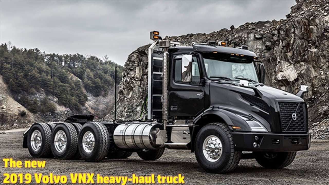 88 All New 2019 Volvo Big Truck Price and Review for 2019 Volvo Big Truck