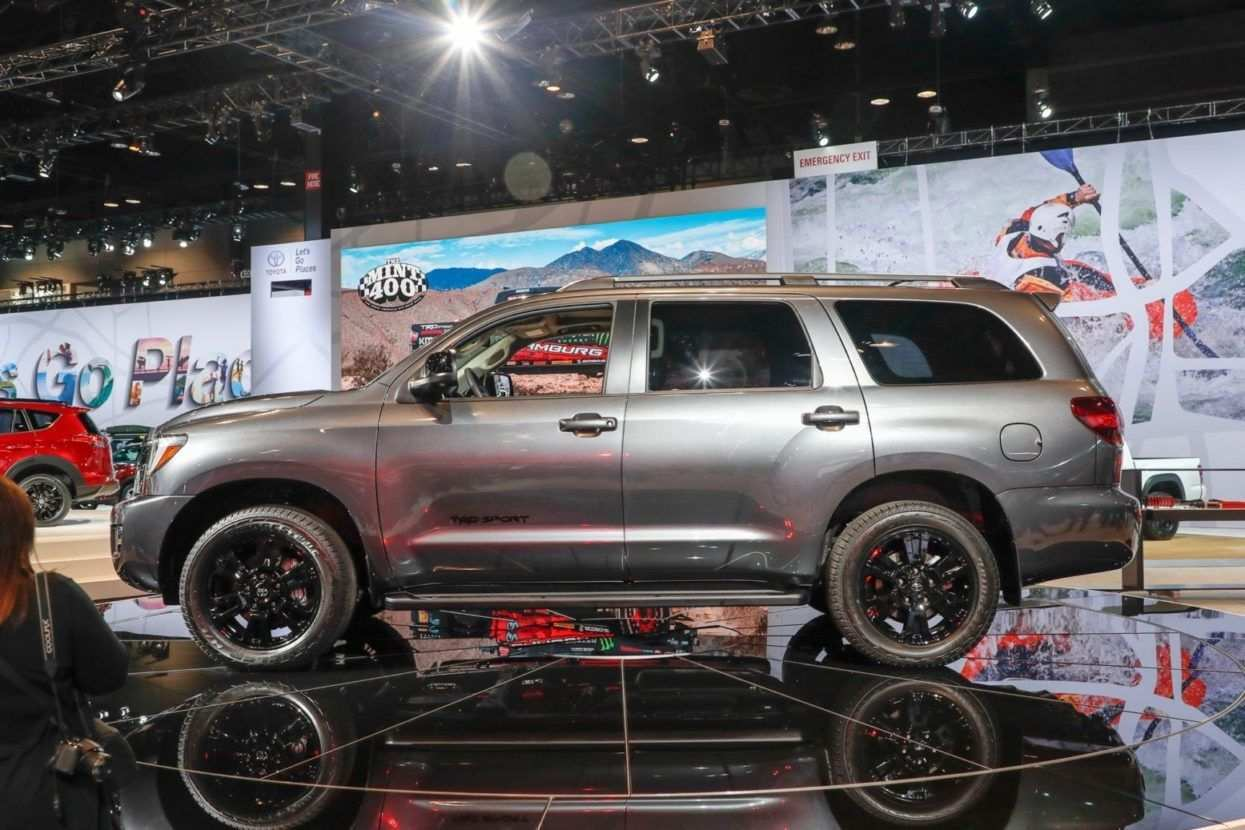 88 New 2019 Toyota Sequoia Redesign History by 2019 Toyota Sequoia Redesign